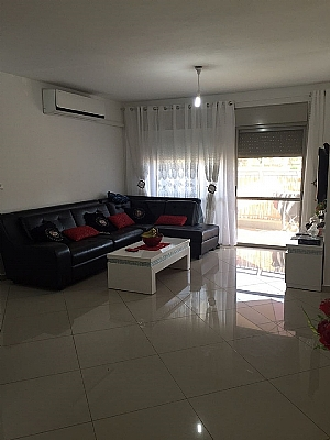 Garden apartment for sale in Ashkelon (Afridar)